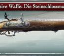 Steinschlosspistole