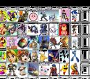 EpicOmnom/My Super Smash Bros. Next Roster