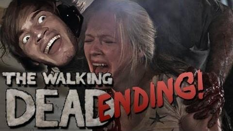 The Walking Dead - EPIC ENDING! - The Walking Dead - Episode 1 (A New Day) - Part 7