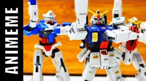 "EpicOmnom/""Gundam Style"" Gangnam style"