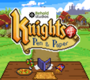 Knights of Pen & Paper Wiki