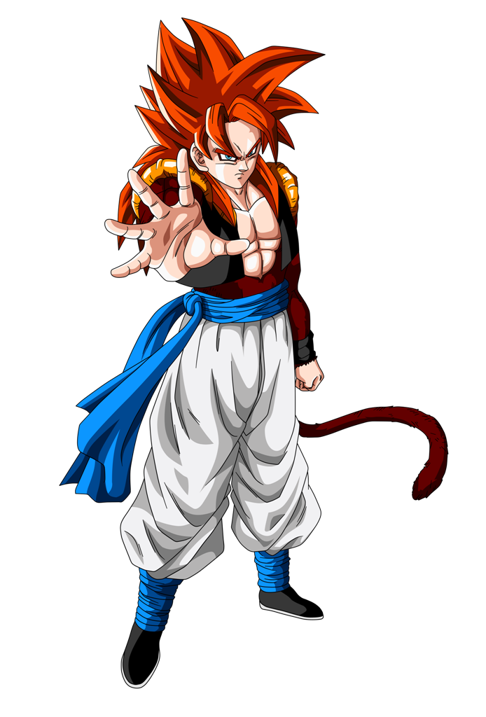 Gogeta Super Saiyajin 4 - Dragon Ball Wiki