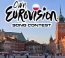 Own Eurovision Song Contest 13