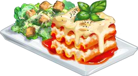 Recipe-Creamy Cheese Lasagna