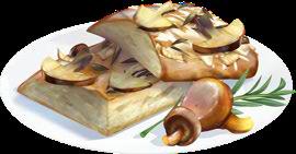 Recipe-Mushroom Flatbread