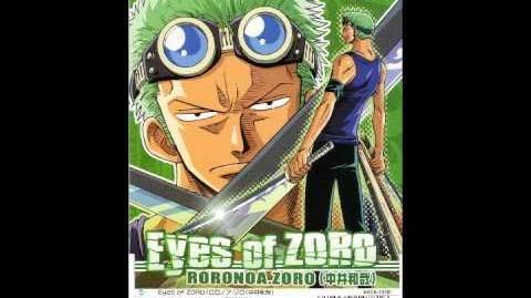 Eyes of Zoro