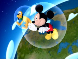 Plutos Bubble Bath