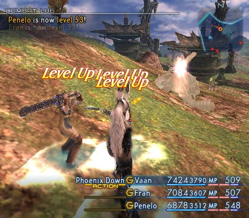 level grinding in final fantasy xii