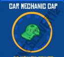 Car Mechanic Cap