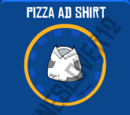 Pizza Ad Shirt