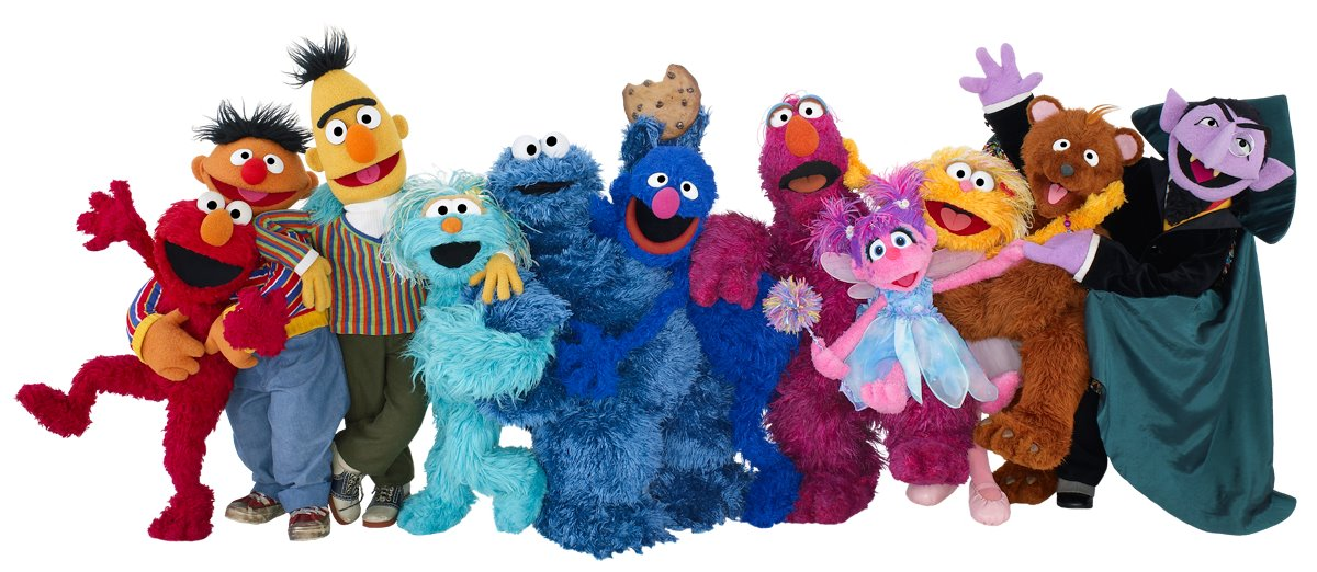2007 04 01 archive likewise SesameStreet in addition Showthread further Sunny Days also Betty Lou Who. on rosita sesame street puppets