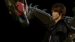 Haruto with his Phantom
