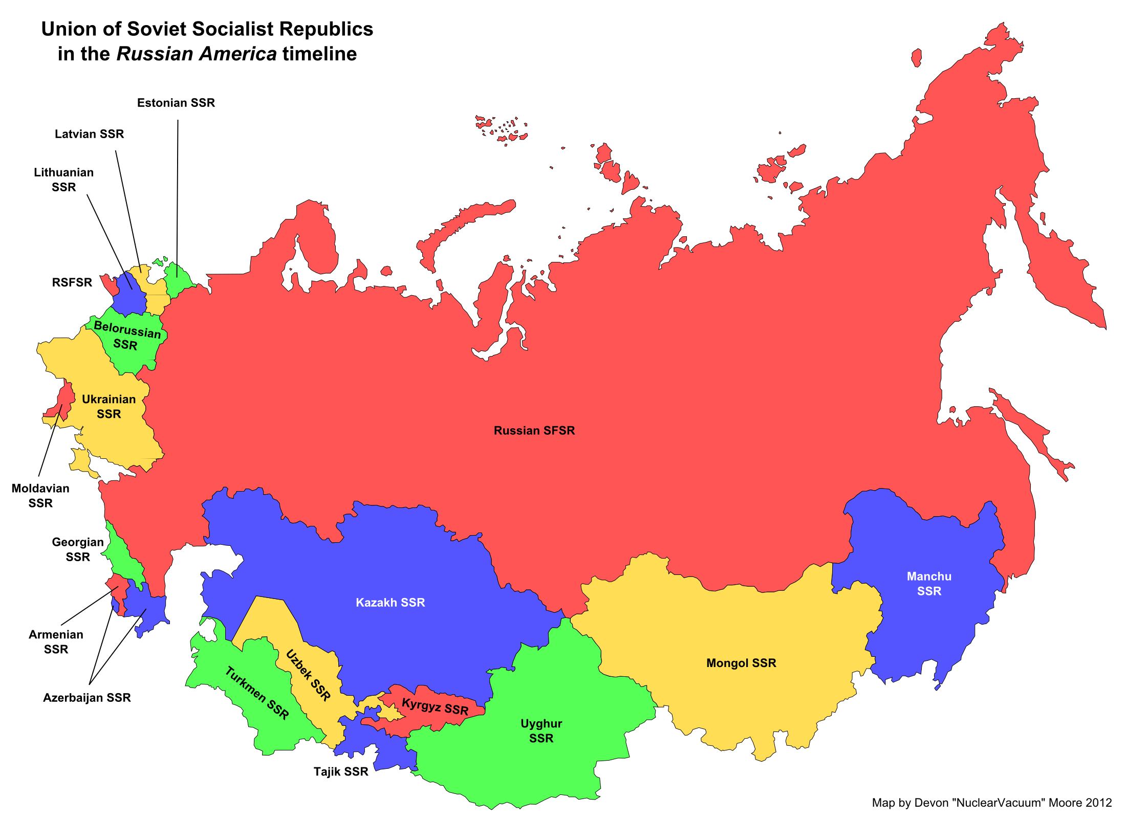 a brief history of the soviet union Following the election of new pro-soviet parliaments, the three states gave up   but we should not forget, when we think of russia, that it is a union of a vast.
