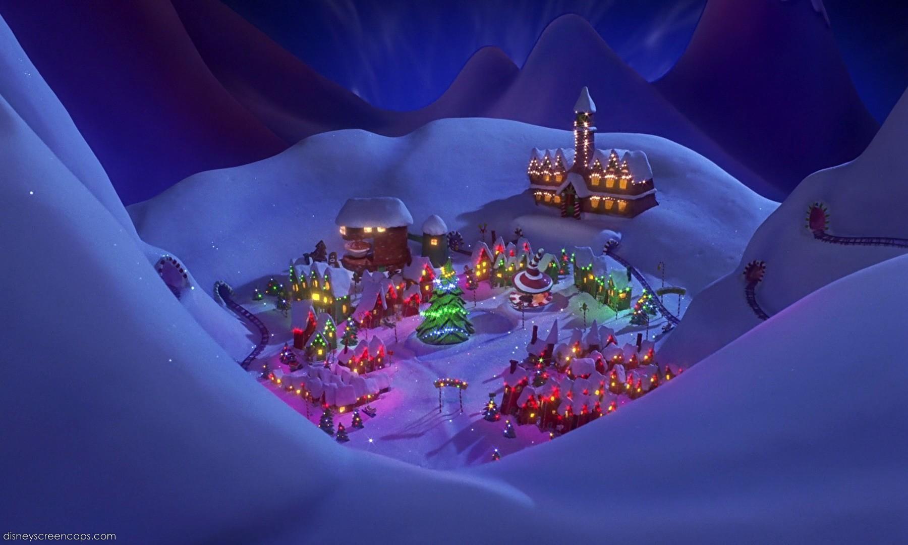 Christmas Town - Disney Wiki - Wikia
