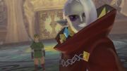Link y Grahim primer encuentro SS