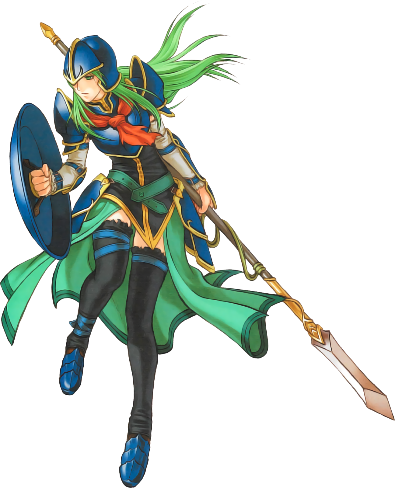 FE10 Nephenee Artwork
