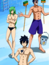 Gray, Freed and Bickslow clean the pool.png