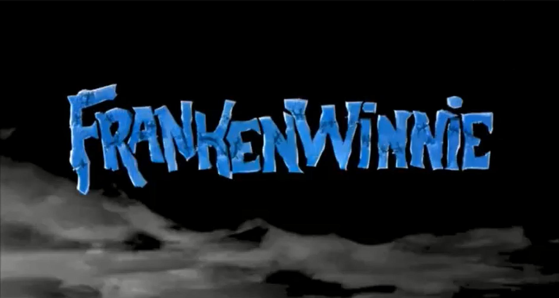 Frankenwinnie on Random Number Cartoon