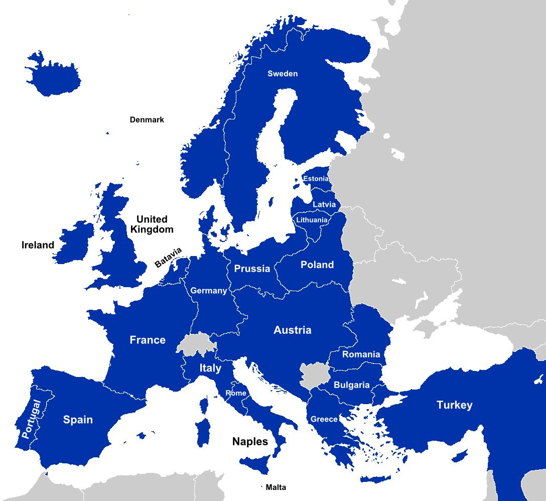 History european union
