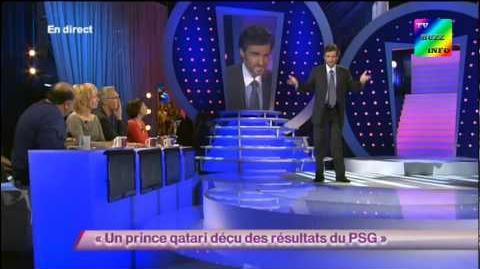 Un prince qatari déçu des résultats du PSG