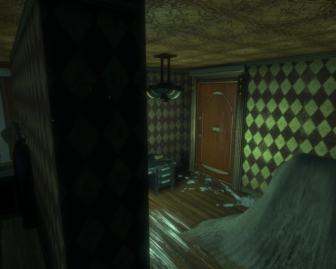Bioshock  Cohen S Room