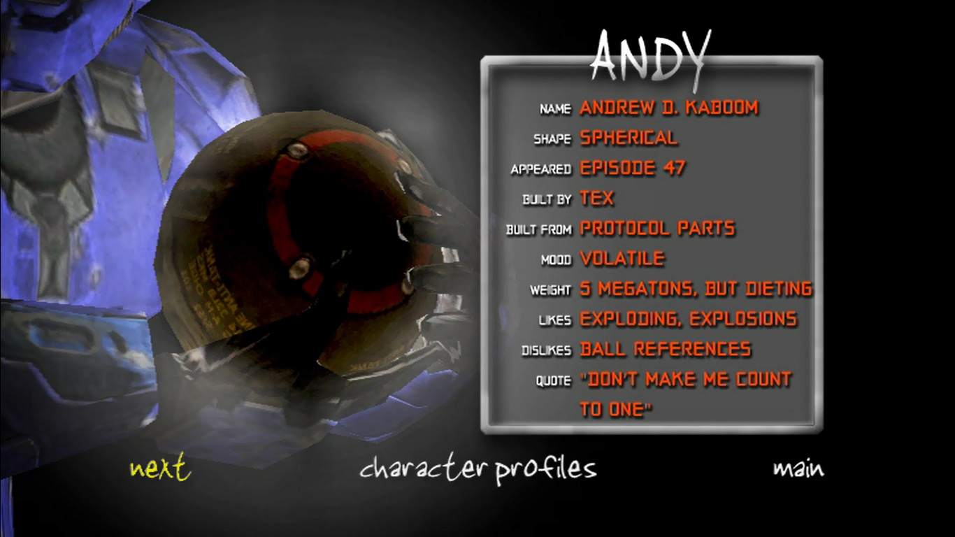andrew d kaboom red vs blue wiki the unofficial red
