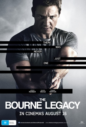 The Bourne Legacy (film) - The Bourne Directory