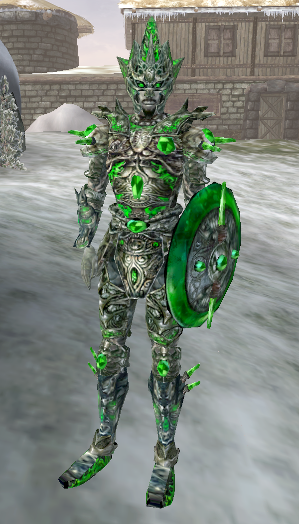 Amidianborn Glass Armor