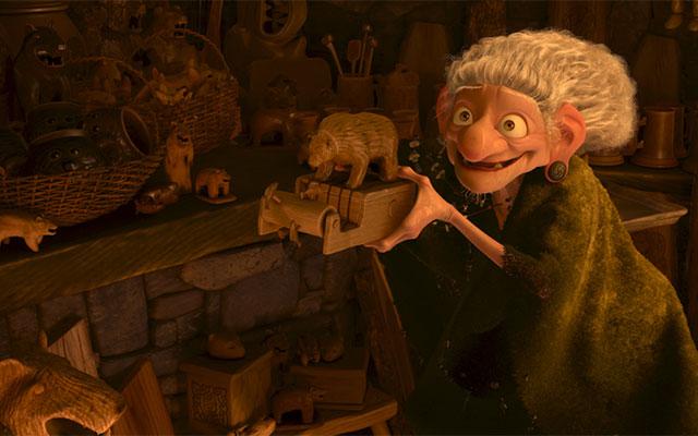 Image Witch With Carved Box Jpg Disneywiki
