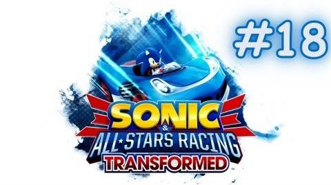 Sonic & All-Stars Racing Transformed - Playthrough World Tour ~ Part 18 - Gum, Metal Sonic & Gilius