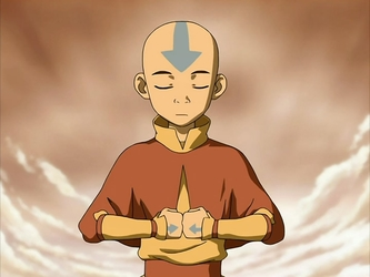 Image aang meditates png avatar wiki the avatar the last