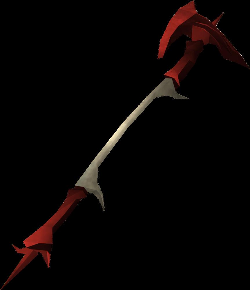 Dragon halberd - The RuneScape Wiki