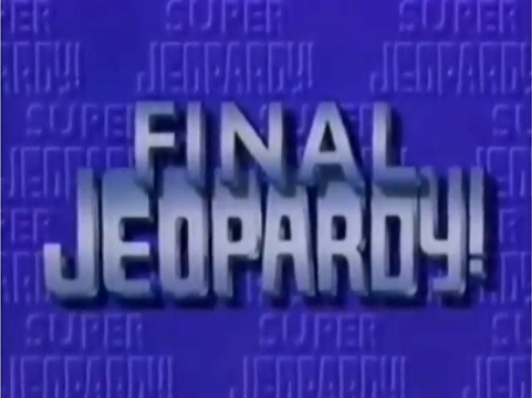 Image Final Jeopardy  Png Game Shows Wiki