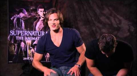 Supernatural - Jared & Jensen complete interview