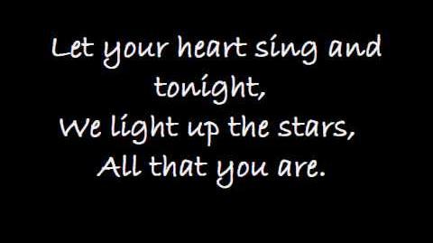 All That You Are - Goo Goo Dolls Lyrics - HD, HQ