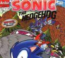 Archie Sonic the Hedgehog Ausgabe 31