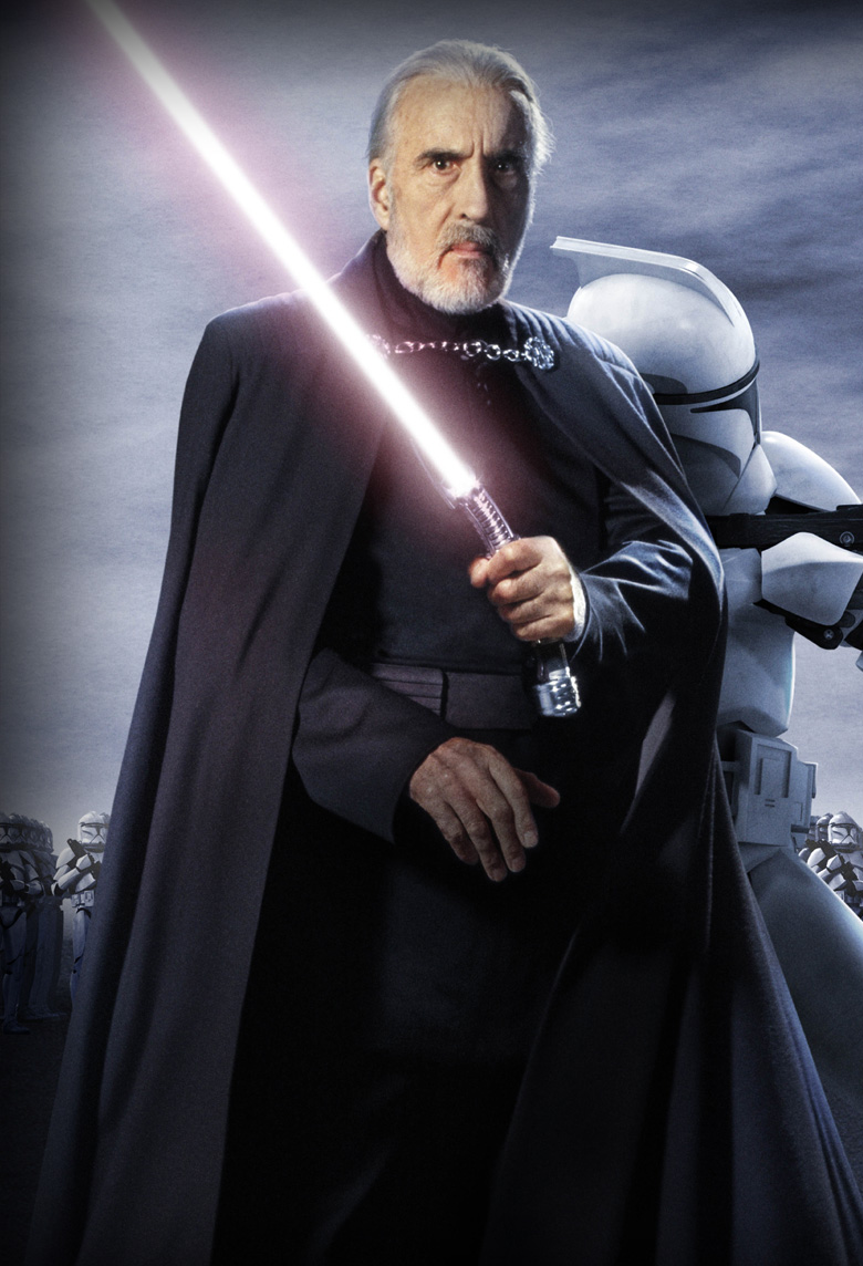 COUNT DOOKU - Villains Wiki - villains, bad guys, comic books, anime