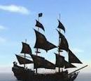Treasure Galleon