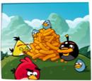 Angry birds chetos