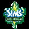 Los Sims 3 Criaturas sobrenaturales Logo