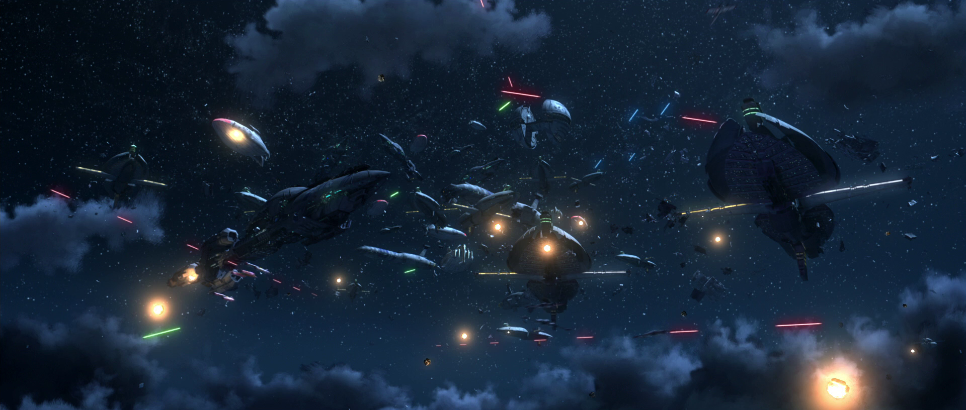 Datos nerdos de la Inmensa  SpaceBattleOfUmbara1-PoD