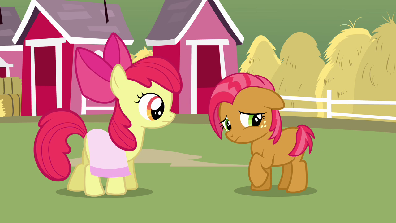 ... Babs Seed S3E04.png - My Little Pony Friendship is Magic Wiki - Wikia