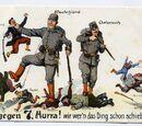 Propagandas Militares del Imperio Alemán