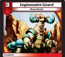Legionnaire Lizard