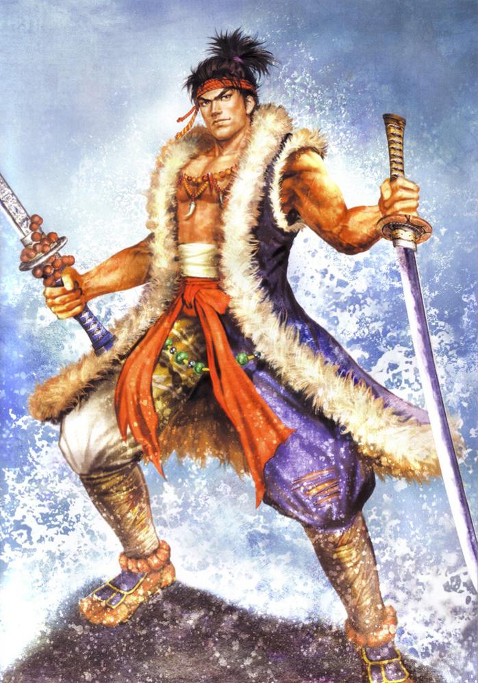 samurai warriors 3 pc eng full rip