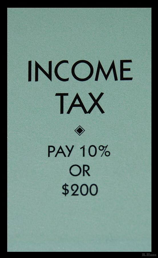 Income Tax Monopoly Wiki