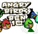 Angry Birds Ben 10