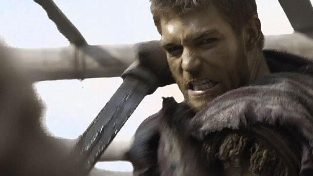 Spartacus War of the Damned - The Making of Spartacus Stunts