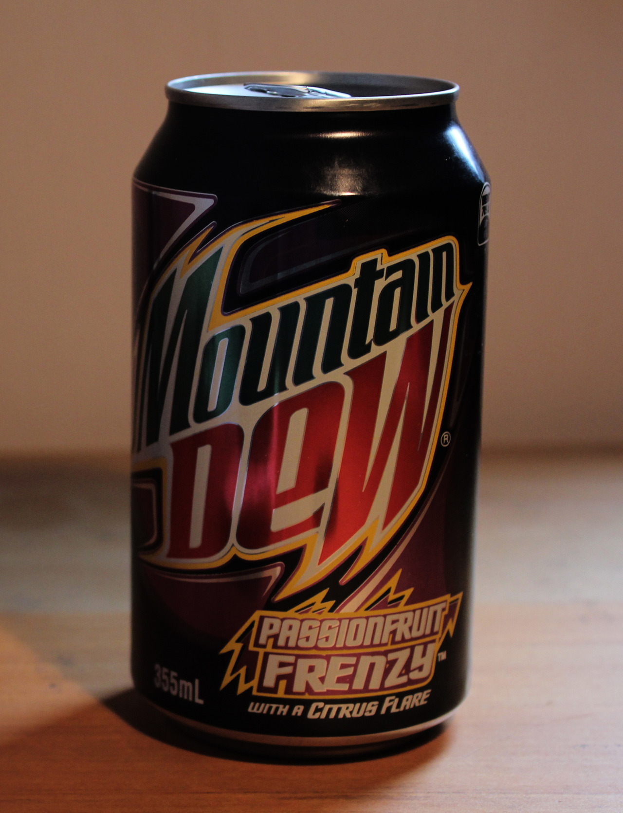Passionfruit Frenzy - The Mountain Dew Wiki - Flavors ...