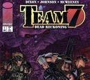 Team 7: Dead Reckoning Vol 1 1